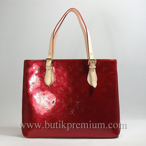 LV Vernis Brentwood Red